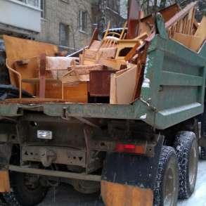 Вывоз старой мебели, быт. техники, хлама на свалку, в Смоленске