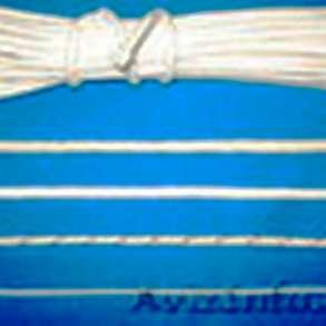 Веревки, шнуры, тесьмы, резинки галантерейные, в г.Ташкент