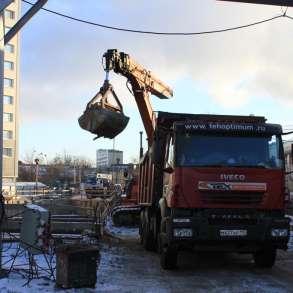 Подготовка плошадки к строительству, в Москве