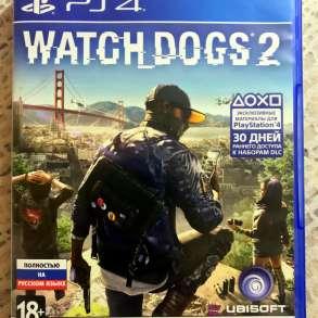 Лицензионный диск Watch Dogs 2 [PS4], в Красноярске