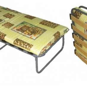 Лателия М1000 Раскладная кровать(раскладушка-ламели), в Нижнем Новгороде