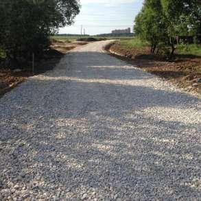 Отсыпка дорог, стоянок и других объектов, в Наро-Фоминске