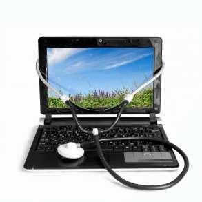 Персональный компьютер ноутбук починить, антивирус поставлю, в Москве