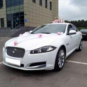 Автомобиль с водителем на свадьбу Ягуар xf, в Ногинске