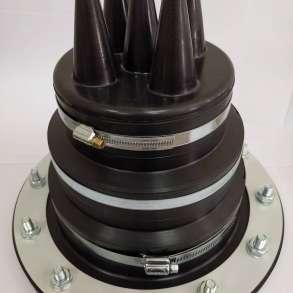 Концевые уплотнители для теплотрасс: Ф140, 175, 200 мм, в Пензе