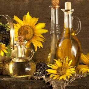 Продаем масло подсолнечное нераф. налив, жмых, в Калуге