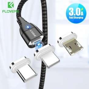Магнитный кабель USB, в г.Донецк