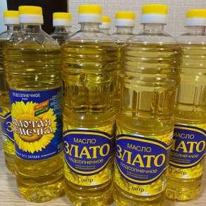 Масло подсолнечное, в Ярославле