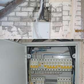 Электромонтажные работы, электрики, в Ульяновске