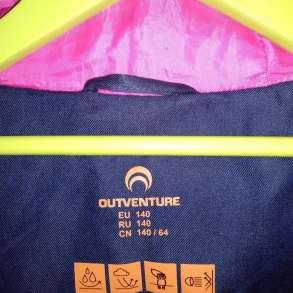Пальто-куртка удлиненная на девочку 140см, в Белгороде