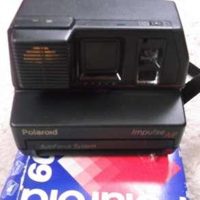 Продам фотоаппарат Polaroid Impulse AF, в Москве