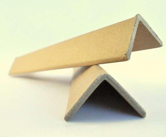 Уголки картонные