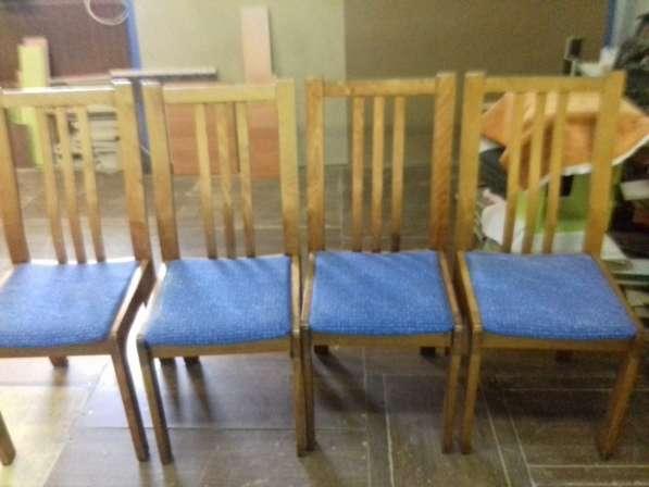 стулья деревянные б.у.