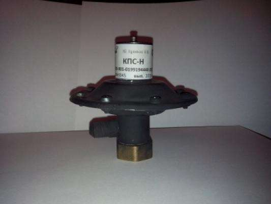 Клапан предохранительный сбросный типа КПС-20Н(С)
