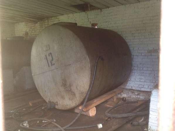 Емкость для канализации 3м3 в Ижевске