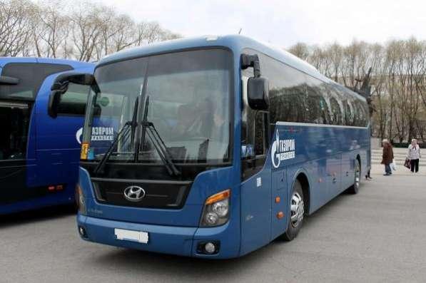 Hyundai universe 2011г