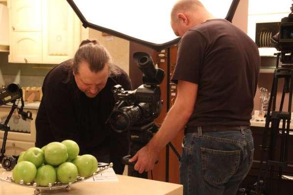 Видеосъемка, рекламные ролики, монтаж. Съемка мероприятий в Москве фото 3