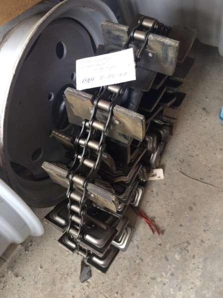 Транспортёр колосового элеватора (КДМ 2-23-5Г)