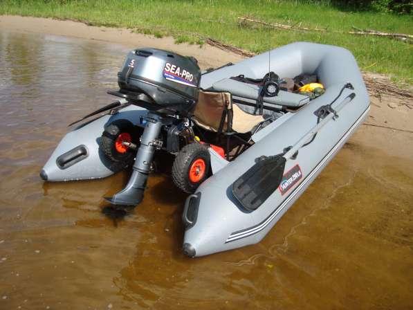 лодочные моторы хантер