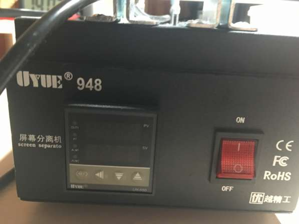 Сепаратор для разборки дисплейных модулей