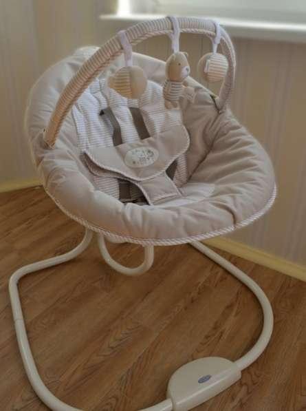 Детская качалка-стул