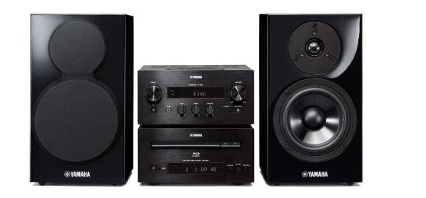 Микросистема Yamaha MCR-940 black
