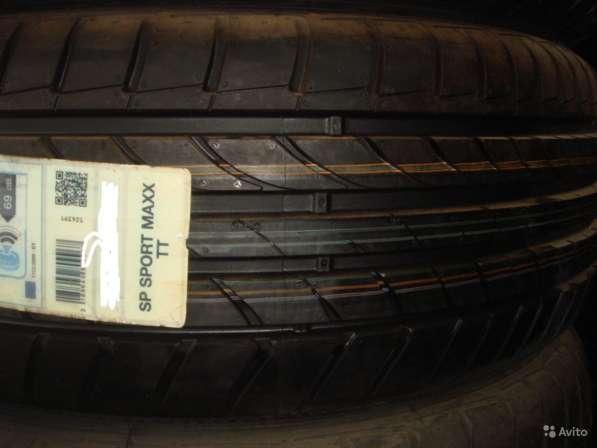 Новые Dunlop 205/55 R16 Sport Maxx TT
