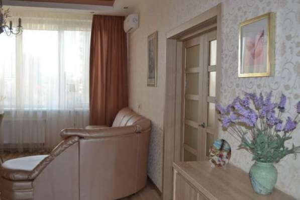 Двухкомнатная квартира с ремонтом в новом доме около моря