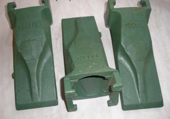 Адаптер и коронка V29SYL (SHV) для ковшей экскаваторов