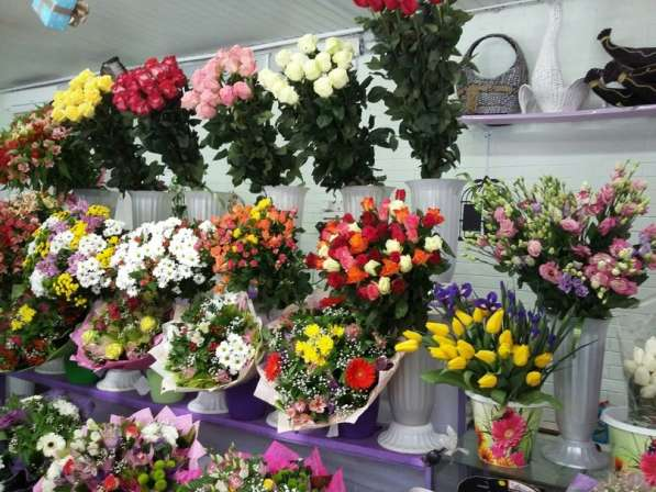 Салон флористики и декора в фото 9