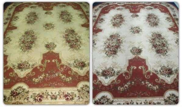 Химчистка и сушка ковров, мягкой мебели, салона автомобиля