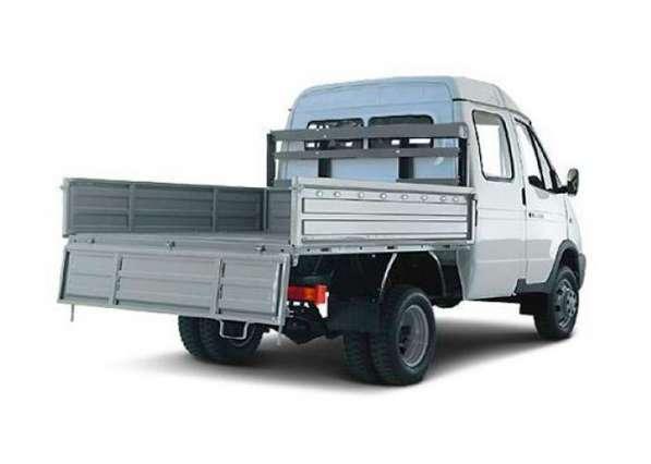 Кузов на ГазФермер 33023
