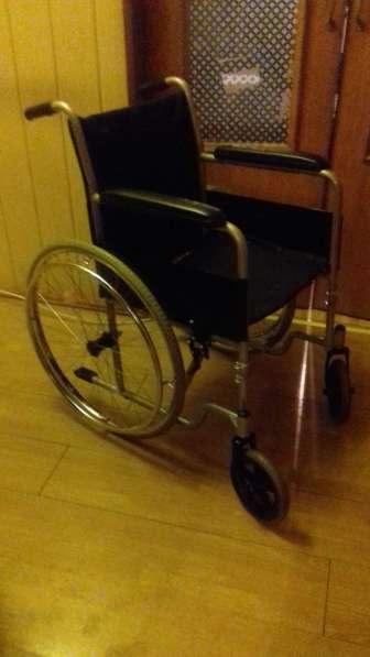 Продаю коляску инвалидную в хорошем состоянии