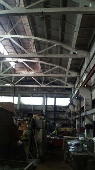 Сдается в аренду помещение 900 кв. м под склад/производство