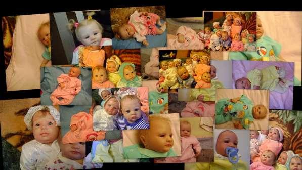Куклы реборн (куклы дети) в Тольятти фото 3