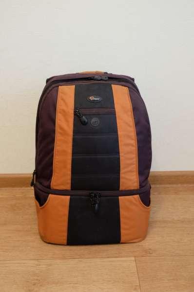 Рюкзак Lowepro CompuDaypack Notebook/Camera Backpack