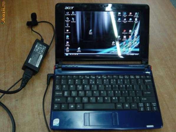 Acer Aspire One ZG5 – ультрапортативный нетбук
