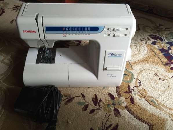 Janome my Excel 1221 швейная машинка