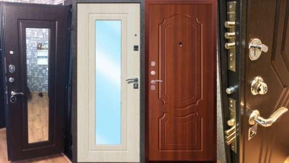 Стальные входные двери производства г. Йошкар-Ола в Самаре фото 5