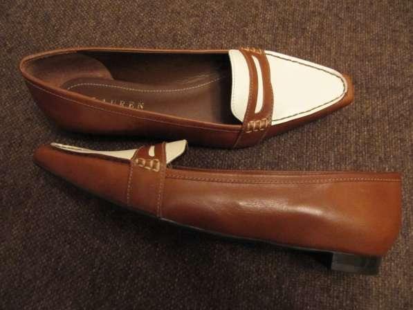 Туфли кожаные Ralph Lauren Vintage (Бразилия) в Москве фото 4