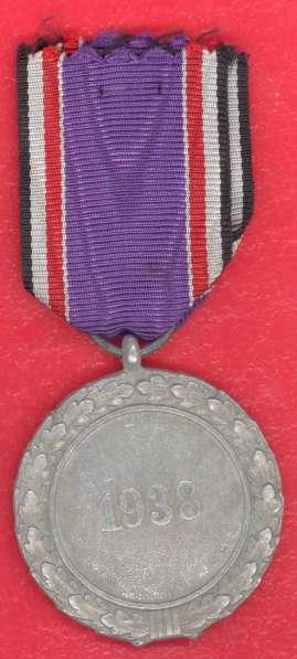 Германия Медаль За заслуги на службе в частях ПВО