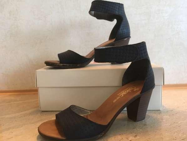 Размер 37. Качественные туфли немецкой фирмы Rieker