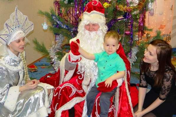 Новогодняя Ёлка в детском клубе «АБВГДейка»