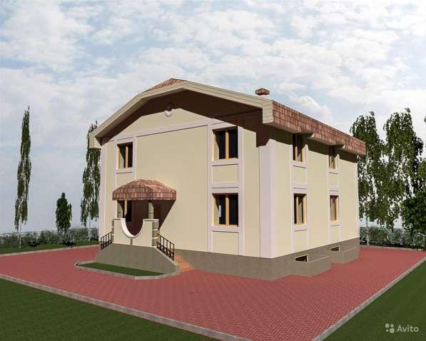 Проектирование домов и коттеджей, дизайн проект интерьера