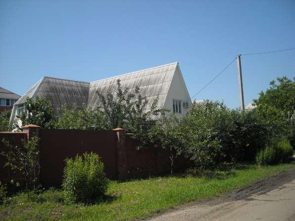 Дом в пригороде Краснодара
