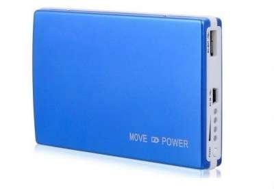 внешний аккумулятор для планшетов 20000