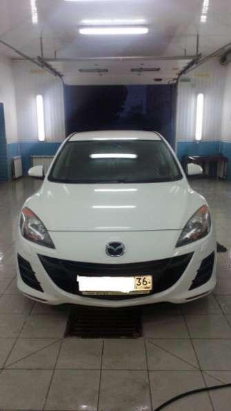 легковой автомобиль Mazda 3