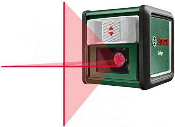 Нивелир лазерный Bosch Quigo III 0603663520