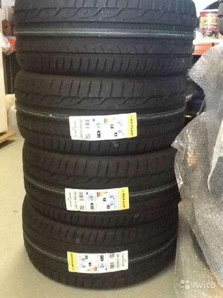 Новые комплекты 225/40 и 255/35 Dunlop RT