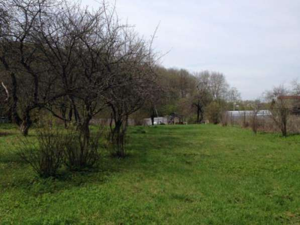 7 соток в поселке Спутник, Можайский район, 97 км от МКАД по Минскому шоссе.
